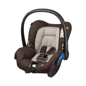 MAXI-COSI CITI Babyschale Design 2018  earth brown