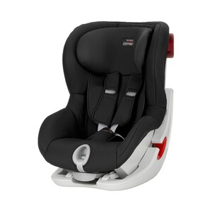 BRITAX RÖMER  King II Kindersitz Design 2018  Cosmos Black