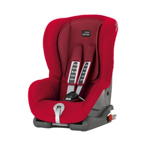BRITAX RÖMER DUO PLUS Kindersitz Design 2017  Flame Red