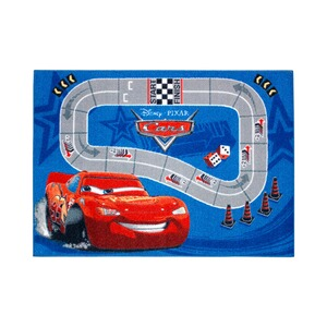AWE ASSOCIATED WEAVERS DISNEY CARS Spielteppich 95x133 cm