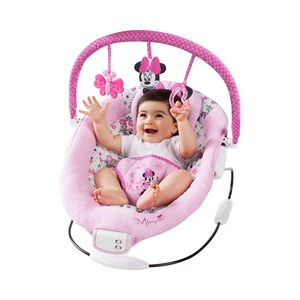 INGENUITY MINNIE MOUSE Babywippe Delights Bouncer