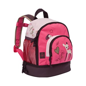 LÄSSIG 4KIDS Rucksack Mini Backpack Little Tree - Fawn