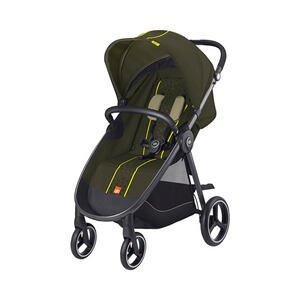 GB GOLD Sila 4 Kinderwagen  Lizard Khaki
