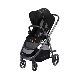 GB GOLD Beli Air4 Kinderwagen  Monument Black
