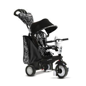 smarTrike  Le tricycle Chic  noir/blanc
