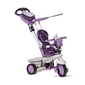smarTrike  Dreirad Dream Touch Steering® 4-in-1  lila