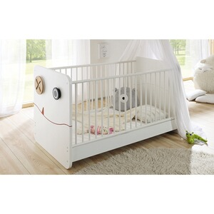 babybett online kaufen gro e auswahl an babybetten baby walz. Black Bedroom Furniture Sets. Home Design Ideas