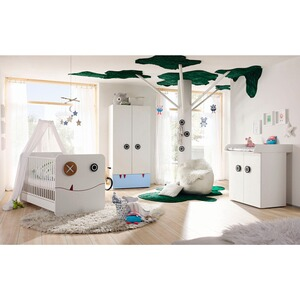 babyzimmer komplettsets online kaufen gro e auswahl. Black Bedroom Furniture Sets. Home Design Ideas