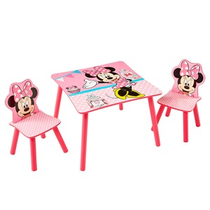 WORLDSAPART MINNIE BOW-TIQUE Kindersitzgruppe