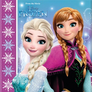 DISNEY FROZEN Servietten Frozen