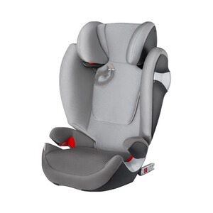 CYBEX GOLD Solution M-fix Kindersitz Design 2017  Manhattan Grey