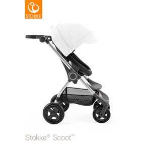 STOKKE® SCOOT V2 Kinderwagen Design 2017  black