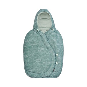 MAXI-COSI  Winter-Fußsack Design 2017 für Babyschalen  green