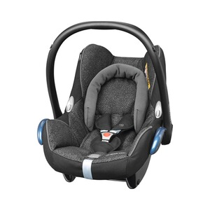MAXI-COSI CABRIOFIX Babyschale Design 2017  Special Edition Triangle black