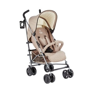 BABYCAB  David Buggy mit Liegefunktion  taupe