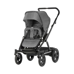 BRITAX RÖMER GO BIG Kinderwagen Design 2017  Grey melange