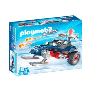 PLAYMOBIL® ACTION 9058 Eispiraten-Racer