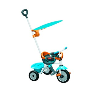 FISHER PRICE  Le tricycle Jolly Plus 3 en 1  turquoise/orange
