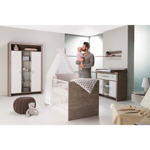 Babyzimmer weiß beige  Babyzimmer-Komplettsets online kaufen: Große Auswahl | baby-walz