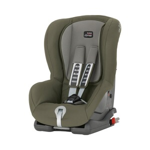 BRITAX RÖMER DUO PLUS Kindersitz Design 2017  Olive Green