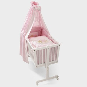 EASY BABY  Le berceau  rose
