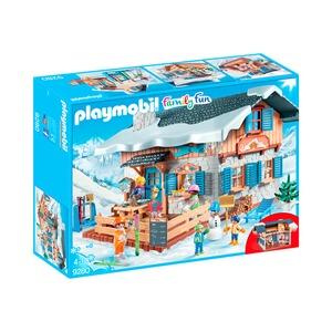 PLAYMOBIL® FAMILY FUN 9280 Skihütte