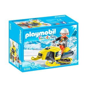 PLAYMOBIL® FAMILY FUN 9285 Schneemobil