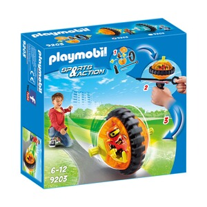 PLAYMOBIL® SPORTS & ACTION 9203 Speed Roller Orange