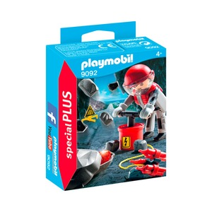 PLAYMOBIL® SPEZIAL PLUS 9092 Felssprengung