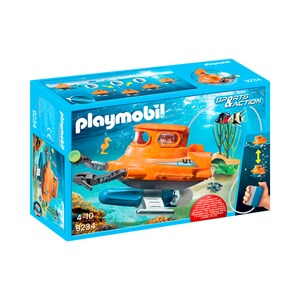 PLAYMOBIL® SPORTS & ACTION 9234 U-Boot mit Unterwassermotor