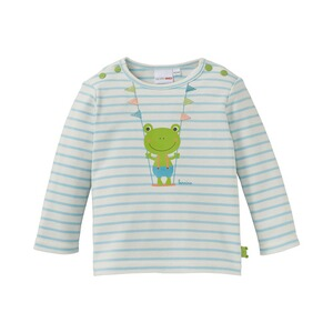 BORNINO CONFETTI ANIMALS Shirt langarm