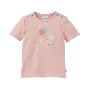 BORNINO CONFETTI ANIMALS T-Shirt Maus und Ente