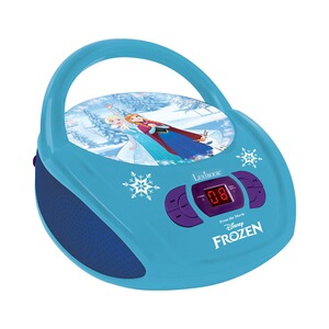 LEXIBOOK DISNEY FROZEN Radio CD Player Boombox