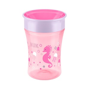 NUK  Trinklernbecher Magic Cup 230ml  rosa/pink