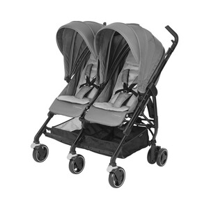 MAXI-COSI DANA FOR 2 Zwillings- und Geschwisterbuggy Design 2018  Nomad Grey