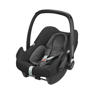MAXI-COSI ROCK i-Size Babyschale Design 2018  Nomad Black