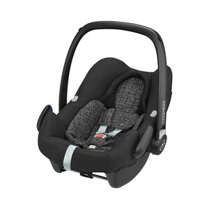 MAXI-COSI ROCK i-Size Babyschale Design 2018  Black Grid