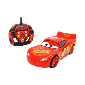 DICKIE TOYS DISNEY CARS 3 Voiture télécommandée Flash McQueen Ultimate 1:16