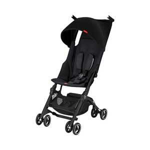 GB GOLD Pockit+ Buggy Design 2018  Satin Black