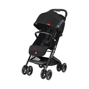 GB GOLD Qbit+ Buggy mit Liegefunktion Design 2018  Satin Black