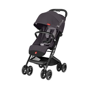 GB GOLD Qbit+ Buggy mit Liegefunktion Design 2018  Silver Fox Grey