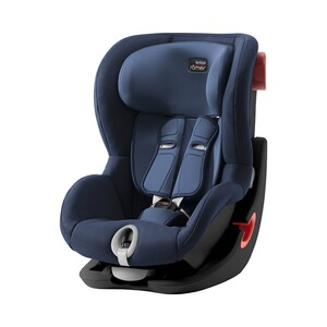 BRITAX RÖMER  King II Kindersitz Design 2018  Black Series Moonlight Blue