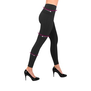 Modellerende legging 'Beauty' 1