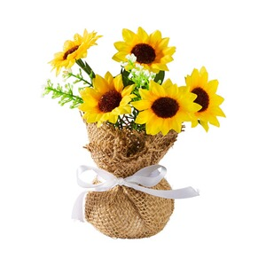 L'arrangement de tournesols