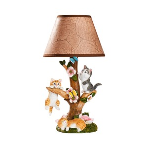 "Led-Staande lamp ""Kattenboom"""