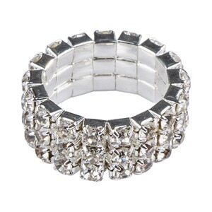 "Ring ""Diamant""  silber"