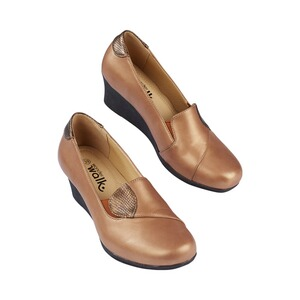 "wonderWALK  Damenschuh ""Anna""  bronze"