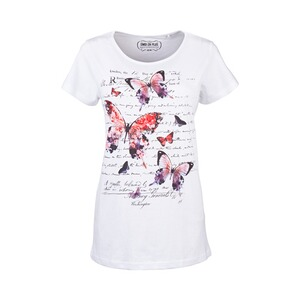 "Fashion T-shirt ""Vlinders"""