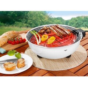 Barbecue de table  blanc
