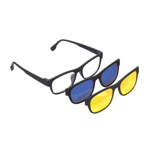 "Magnet-Brille ""3in1"""